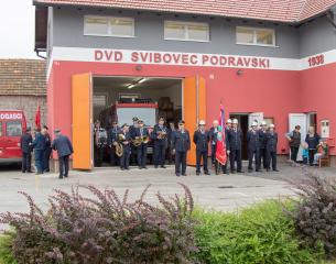80 godina DVD-a Svibovec Podravski